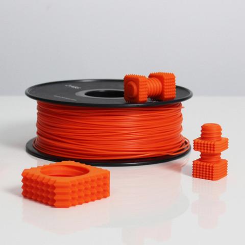 s3.jpg Download free STL file Z Screw & Z Nut • 3D printable template, Zortrax