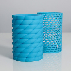 Free 3D printer files Zortrax Vases, Zortrax