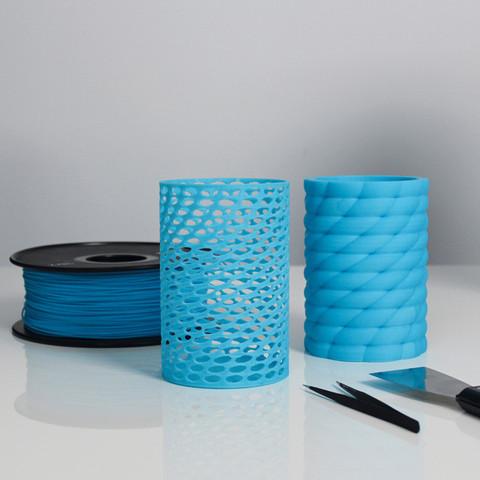 2.jpg Download free STL file Zortrax Vases • 3D printable design, Zortrax