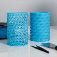 Free Zortrax Vases 3D model, Zortrax