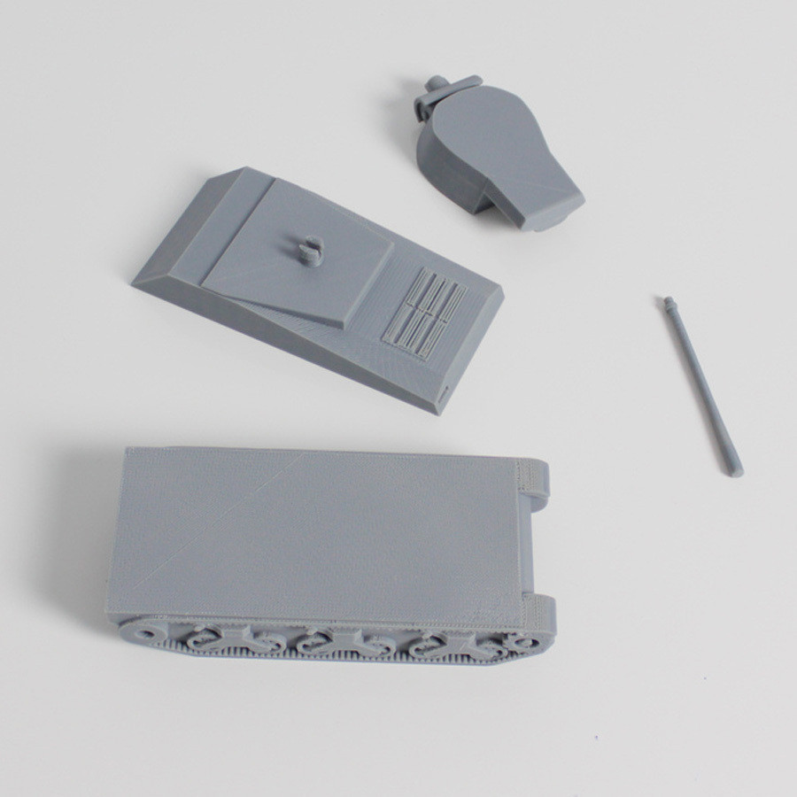 tank_3.jpg Télécharger fichier STL gratuit Z Réservoir • Modèle imprimable en 3D, Zortrax