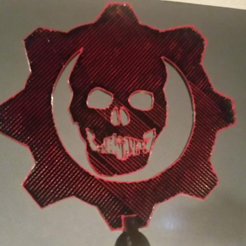 Capture d'écran 2016-10-24 à 10.07.37.png Télécharger fichier STL gratuit Gears of War Halloween Tree • Modèle pour impression 3D, ChaosCoreTech