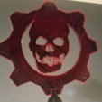 Free 3D printer file Gears of War Halloween Tree, ChaosCoreTech
