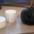 Modelos 3D para imprimir gratis Halloween Jack-o-Linterna, ChaosCoreTech