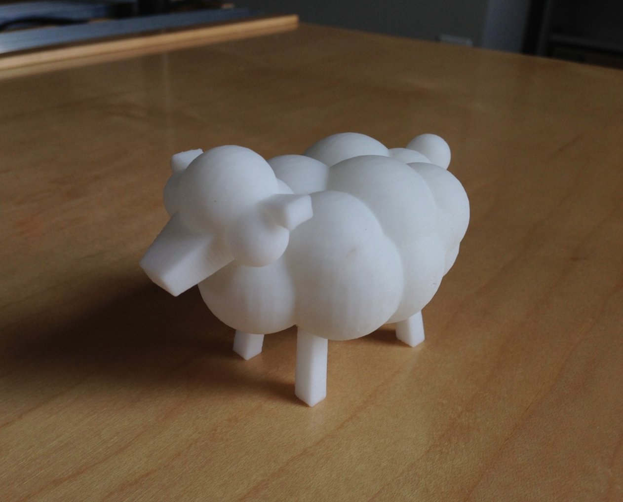 Capture d'écran 2016-10-20 à 15.44.00.png Download free STL file Tiny sheep from LEO the Prince Maker (MINIATURE) • 3D print template, leothemakerprince