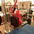 Capture d'écran 2016-10-17 à 10.43.25.png Download free STL file Fan duct and mini blower holder for Sunhokey Prusa i3. • 3D printable design, tahustvedt