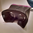 "Download free STL VR goggles for 5.6"" LCD, tahustvedt"