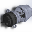 Download free STL file ROV Kort Nozzle for Bilge Pump Thruster • 3D print template, sthone