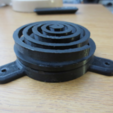 Download free 3D printing designs Universal Spiral Spool Holder, PentlandDesigns