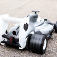 Free 3D print files OpenRC F1 250% scaled, colorFabb