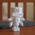 Download free STL file Bigheaded Tom • 3D printable template, ThinkerThing