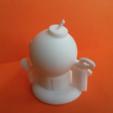 Download free STL file Bob Omb • 3D printable template, Chrisibub
