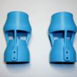 Descargar modelo 3D gratis ROV Kort Boquilla para el empujador de la bomba de sentina con el montaje integrado., sthone