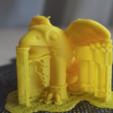 Download free STL file griffin • 3D printer model, bs3