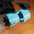 Capture d'écran 2016-10-11 à 09.37.14.png Download free STL file ROV Kort Nozzle for Bilge Pump Thruster w/Integrated Mount. • 3D printable design, sthone