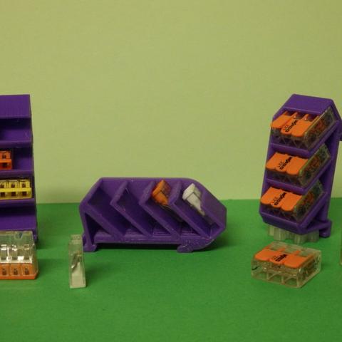 Download free STL file Wago modular accessory / Wago modular accessory • 3D printer template, Boxplyer