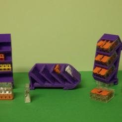 Descargar diseños 3D gratis Wago accesorios modular / accesorios modular Wago, Boxplyer