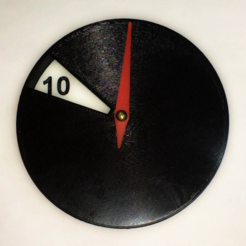 Download free 3D printing designs Another Clock, sthone