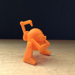 Free 3D print files LEO model from LEO the Maker Prince (MINIATURE), leothemakerprince