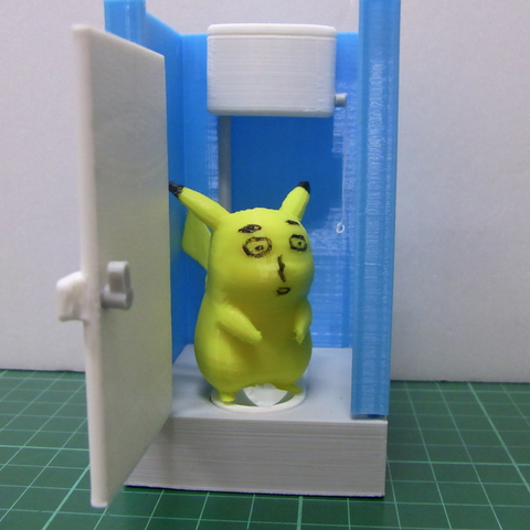 Download free 3D printer model 86Duino Squat Toilet, 86Duino