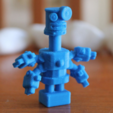 Download free STL file Little Floyd • Model to 3D print, ThinkerThing
