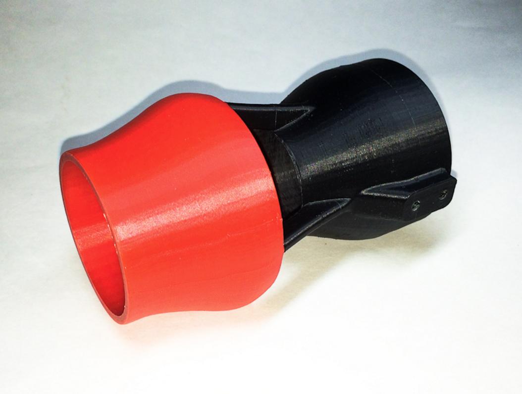 Capture d'écran 2016-10-11 à 09.37.19.png Download free STL file ROV Kort Nozzle for Bilge Pump Thruster w/Integrated Mount. • 3D printable design, sthone