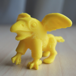 Free 3D file griffin, bs3