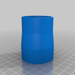 d97ae9fe01367e7ba6f37d7ab40a5067.png Download free STL file My Customized Pipe Reducer • Design to 3D print, Macflame