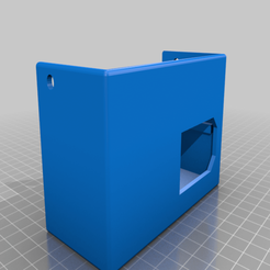 A10_Generic_Power_Supply_Cover.png Download free STL file A10 Generic Power Supply Cover. • 3D printer design, Macflame