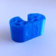 Download free STL file Leg Risers - DJI Phantom • 3D printing design, questpact