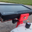 Download free STL file DJI Phantom - FPV Monitor Mount • 3D printable object, questpact