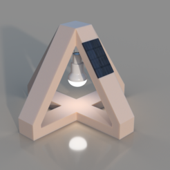 Philippe_VINCENT__v2_2016-Oct-28_08-18.png Download free STL file Solar Lamp from Faîtes des Lumières Challenge - Philippe Vincent • 3D printable template, F3DF
