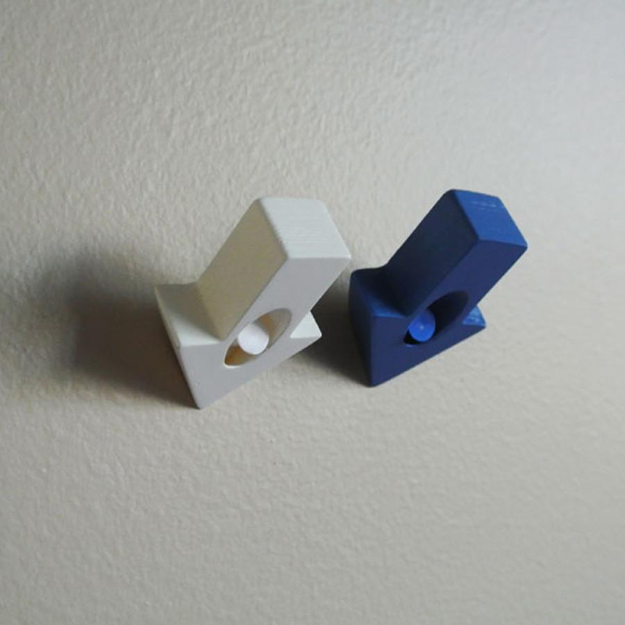 4.jpg Download free STL file Arrow-shaped Push pin • Model to 3D print, WallTosh