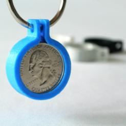 Capture_d__cran_2015-02-05___17.50.17.png Download free STL file Quarter coin holder • 3D printing design, WallTosh