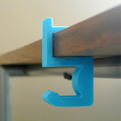 Free 3D print files Arm shaped hook, WallTosh