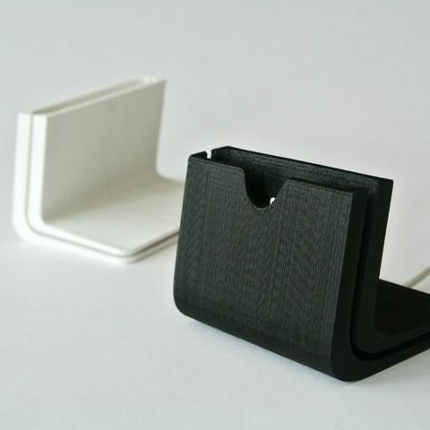 Download 3D printing files iPhone 6 dock, WallTosh