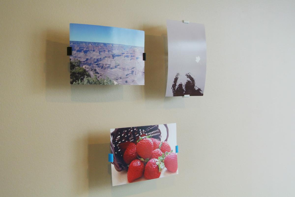 photo_frame.jpg Download free STL file Floating photo frame • 3D printer model, WallTosh