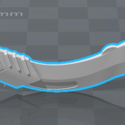 Captura.PNG Download STL file OPTIMUS PRIMAL SWORD REPLACEMENT • 3D print design, SNOVA_1