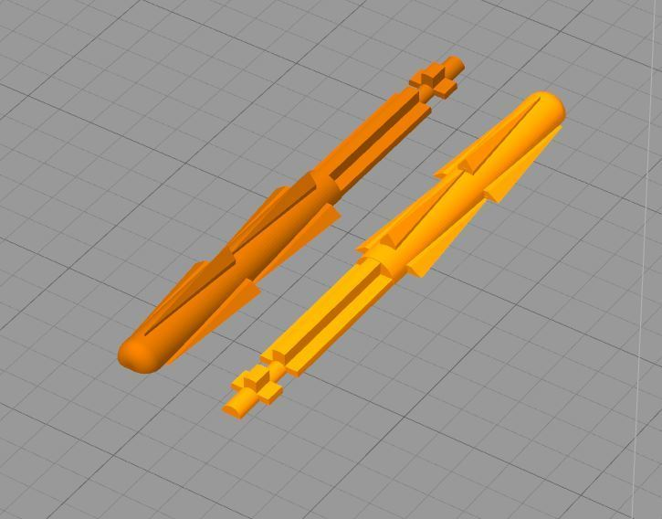 MISSIL_GALV_CYBER.JPG Download STL file GALVATRON CYBERTRON MISSIL REPLACEMENT • Object to 3D print, SNOVA_1