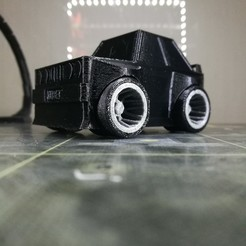 IMG_20191111_195951.jpg Download STL file Bmx E30 M3 • 3D print object, AGCreation3D