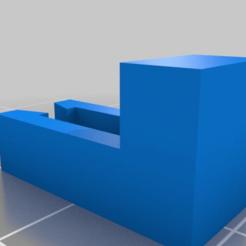 Télécharger fichier impression 3D gratuit cale d'élévation z, AGCreation3D