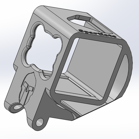 gpssp.png Download STL file Gopro session x210 realacc spartiate • Template to 3D print, AGCreation3D