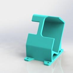 goprohero5mount martian2.JPG Download STL file Gopro hero 5 mount for martian 2 220mm • 3D print model, AGCreation3D