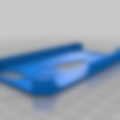Télécharger fichier 3D gratuit Mon étui à pochoir personnalisé pour iPhone, AGCreation3D