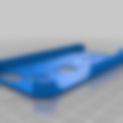 Télécharger plan imprimante 3D gatuit Mon étui à pochoir personnalisé pour iPhone2, AGCreation3D