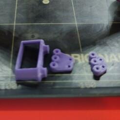 entretoise portecaddx.jpg Download STL file M3 20x20 Caddx vista mount tomz bando killer • 3D printable model, AGCreation3D