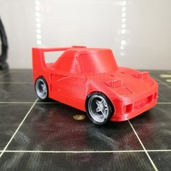 Download 3D printing designs F40 ferrari toy, agonzocrea