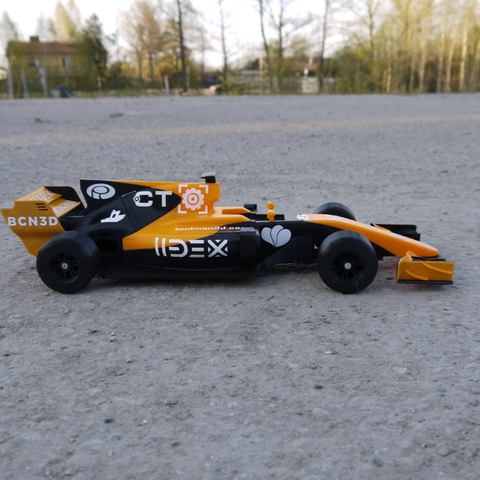 OpenRC F1 Dual Color McLaren Edition 3D Printing Free STL file Cults3.png Download free STL file OpenRC F1 Dual Color McLaren Edition • 3D printer model, DanielNoree