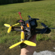 Free 3D print files Runcam 3 mount for OpenRC FPV Mini Quad, DanielNoree