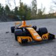 Free STL OpenRC F1 Dual Color McLaren Edition, DanielNoree